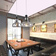 restaurant kitchen lighting. Modern Creative Shadows Crystal Led Glass Pendant Lamp Loft Fixtures Bar Restaurant Kitchen Vintage Light Chandeliers Retro Lighting G
