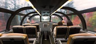 Montreal To Halifax Train The Ocean Via Rail