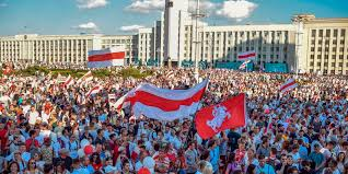 <b>Stand with Belarus</b> – it's a matter of principle -