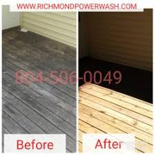 power washing richmond va. Simple Richmond Photo Of Richmond Power Washing  Richmond VA United States Deck  Cleaning At With Va N