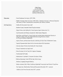 Football Coaching Resume Template 35 Inspirational Models Of Football Coach Resume Best Of