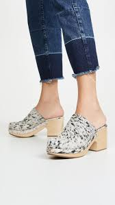 Swedish Design Shoes Clog Shoes Fashion Boots And Mules In Swedish Style