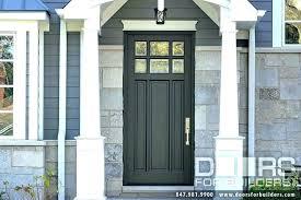 front door glass panels replacement front door with glass panels panel replacement cost doors stained front