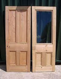 wood furniture door. Farmhouse Furniture - Door Stripping Wood