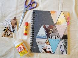 53 ideas for diy journals diaries smash books and all the extras diy fidget spinnergcse art