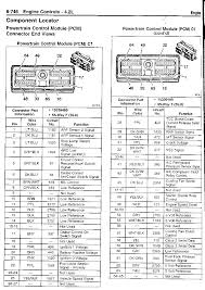2004 pcm wiring diagram pinout chevy trailblazer, trailblazer ecu circuit diagram at Ecm Wiring Diagram