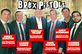 Image result for nigel farage meets donald trump