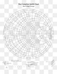 The Complete Smith Chart Smith Chart Png And Smith Chart Transparent Clipart Free