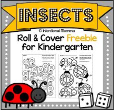 Free Printable Kindergarten Dice Worksheets Activities Arts