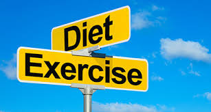 Diet And Excercise Whats Better For Weight Loss Diet Or Exercise Online Workout