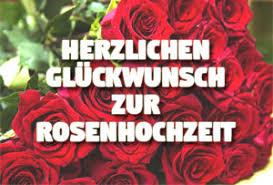 Rosenhochzeit Glückwünsche Und Sprüche Zum 10 Hochzeitstag