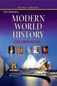 World History Patterns Of Interaction Pdf Best Modern World History Textbook Selolinkco