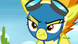 spitfire mlp. spitfire is not amused mlp i