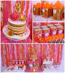 ... Kara's Party Ideas Pink And Orange Disco Party Via Kara's Party ...