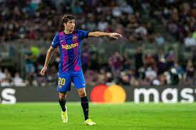 Sergi Roberto has whistled in the match of the Barcelona and the Bayern  Munich