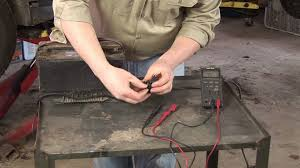 auto repair mechanics how to test a car relay