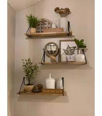 wall shelf decor