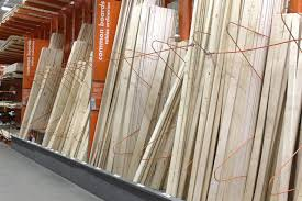 types of wood to build shelves