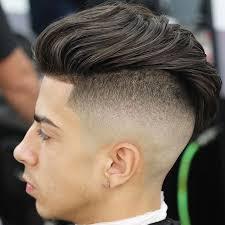 long straight hair undercut bald fade don rommel and undercut