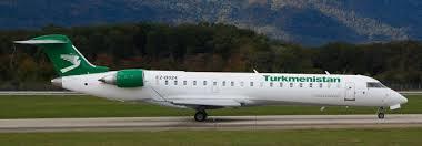Картинки по запросу Bombardier CRJ, «Туркменские авиалинии