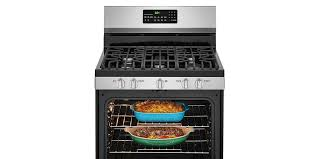 the best gas stoves and ranges photo frigidaire
