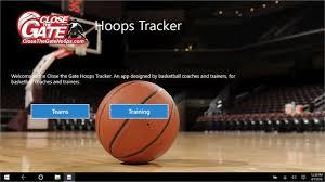 Basketball Tracker Get Ctg Hoops Tracker Microsoft Store