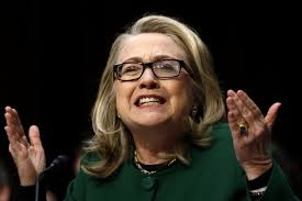 Image result for hillary clinton testifying on benghazi