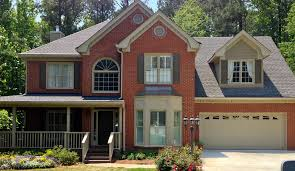 exterior paint colors that go with brickBest Exterior Paint Colors With Brick  Home Design Ideas