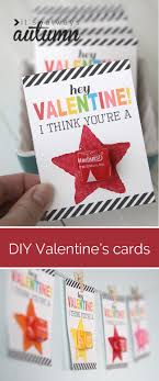 great diy project valentine s day cards your kids can help make