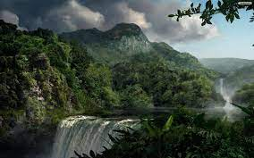 Jungle Paradise Wallpapers - Top Free ...
