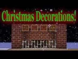 Minecraft: Vanilla Christmas Decorations!