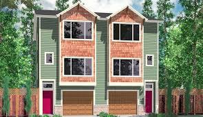 multi family homes plans new modern family house floor plan best