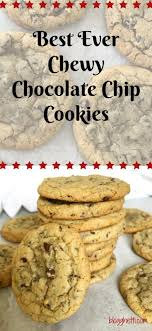 your quest for the best ever chewy chocolate chip cookie recipe is over this fabulous