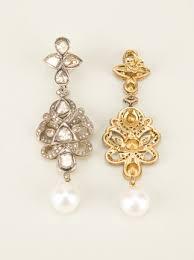 petralux vintage style diamond chandelier earrings petralux vintage style diamond chandelier earrings