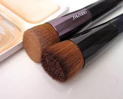 shiseido makeup brushes by shiseido
