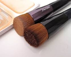 shiseido makeup brushes by shiseido