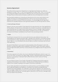 Private Label Agreement Template Awesome 12 Beautiful Printer Label