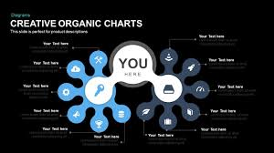 Organic Chart Creative Organic Chart Powerpoint Template And Keynote Slide