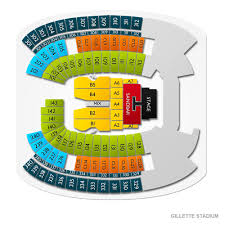 Kenny Chesney Gillette 2020 Tickets Aug 28