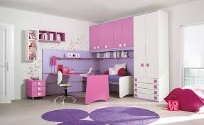 Purple bedroom furniture for kids