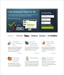 free online business plan creator 12 top business plan maker tools software free free