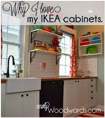 How Much Do Ikea Kitchens Why I Love My Ikea Kitchen Cabinets Newlywoodwards