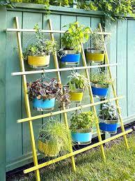 hanging pot plants bunnings garden planter ideas artificial