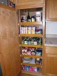 Image Pantry Organizers Shelves That Slide Kitchen Pantry Cabinet Pull Out Shelf Storage Sliding Shelves