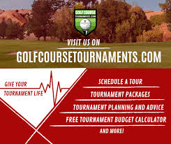 bay area golf tournaments at franklin canyon golf course