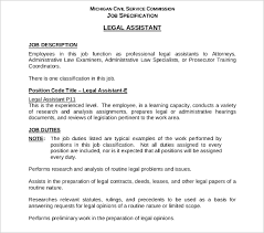 Hr Assistant Duties Job Analysis Of A Hr Assistant Research Paper Sample