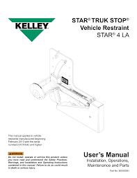 user`s manual curlin inc