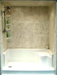 tub and shower stall one piece units medium size of astounding bathtub for replacement diamond t