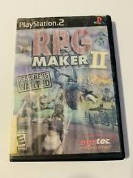 Redescubre la colección de los clásicos para ps2 de ea. Las Mejores Ofertas En Videojuegos De Rol Rpg Maker Para Sony Playstation 2 Ebay
