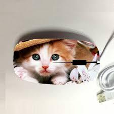 Wireless Mouse Cat Design Amazon Com Tyboo Slight Usb Wireless Mouse Design Cut Cat